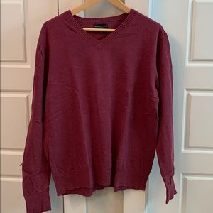 EUC Banana Republic v-neck sweater